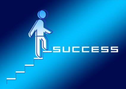 In drei Schritten zum Erfolg